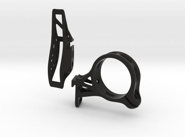 Ultralight Chain Guide 34.9mm solid clamp 3d printed
