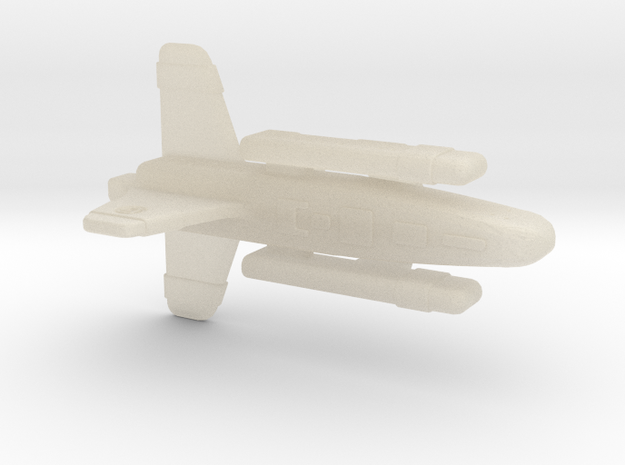 Cidikar Fleet Action 3d printed