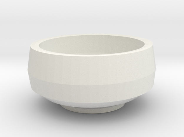 Green Tea Cup 3d printed