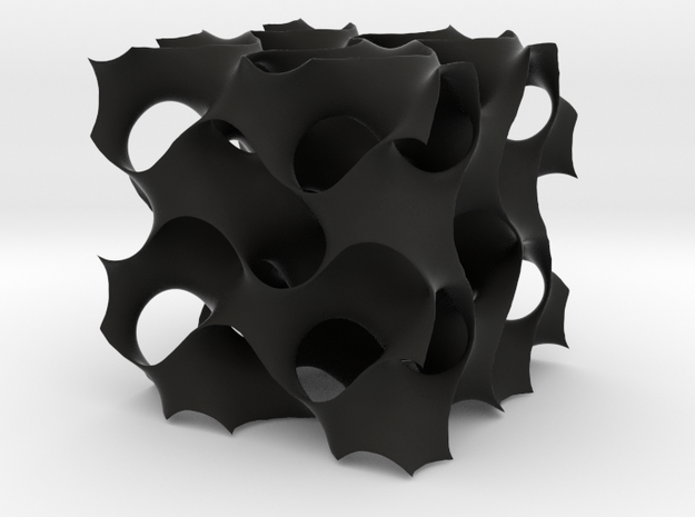 3D Gyroid Minimal Surface 3d printed