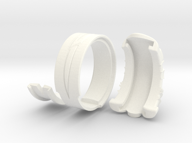 Requiescat in Pace (Ring) 3d printed