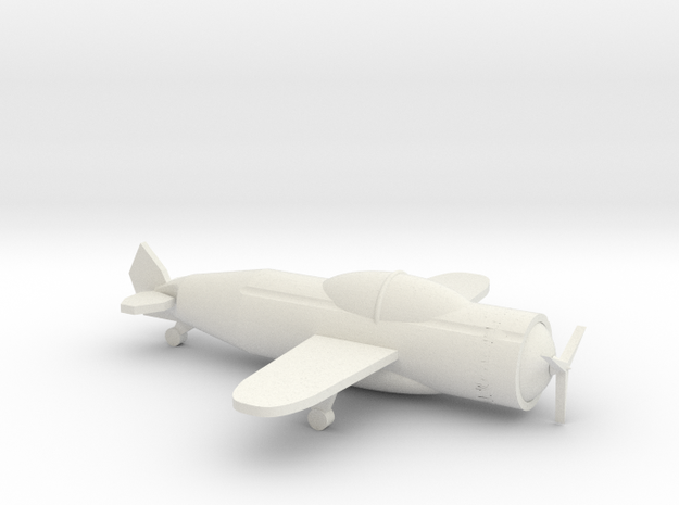Airplane 3d printed