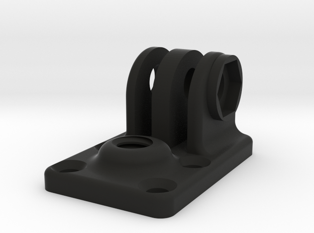 Tripod foot for GoPro 3d printed