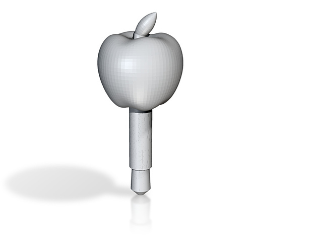 Apple Headphone Jack Accessory 3d printed
