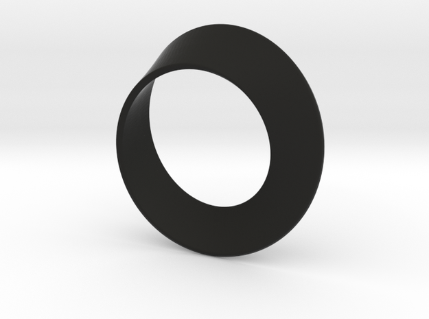 Small Mobius Strip 3d printed