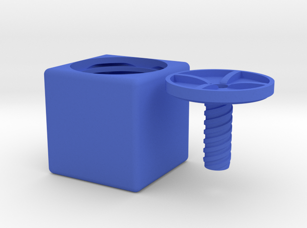 *container cube 3d printed