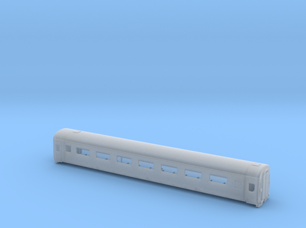 SE carriage NZ120 3d printed