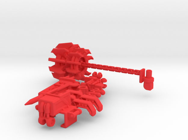RTS Grappel set 1.5 3d printed