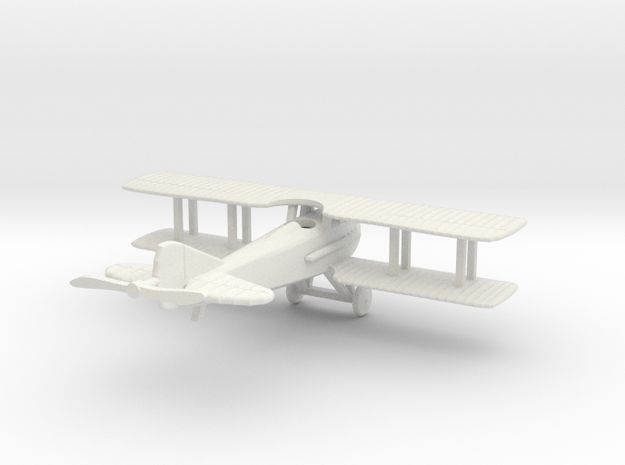 1/144 SPAD S.XIII 3d printed