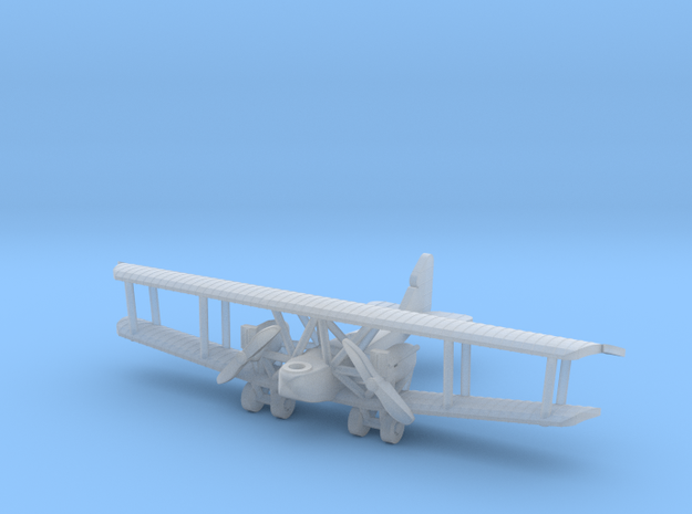 Aircraft- AEG G.IV Bomber (1/288th) 3d printed