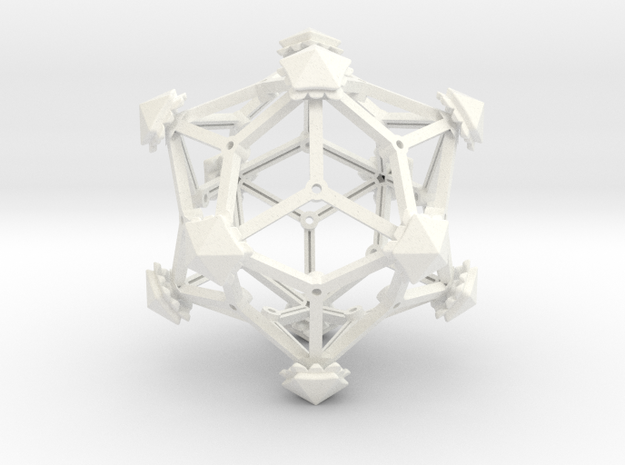 Brachiostar #1/3 PLEASE READ INSTRUCTIONS 3d printed