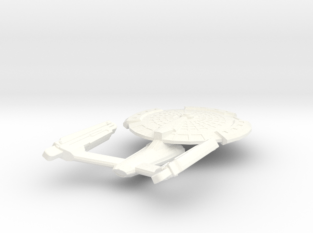USS Montgomery 3d printed