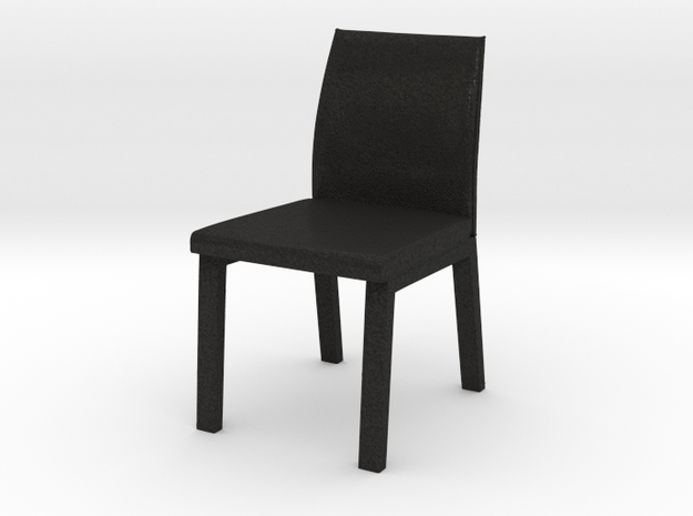 1:10 Scale Model - Chair 05 3d printed