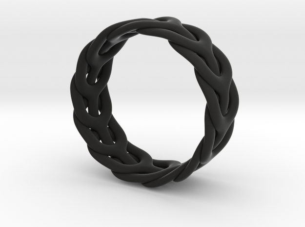 Three Phase Ring 3d printed