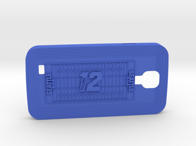 Galaxy S4 12th Man 3d printed
