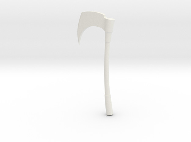 Death Dealer's Axe for Minimate 3d printed