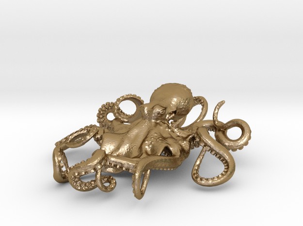 OCTOPUS Pendant 3d printed