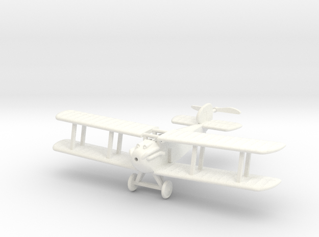 1/72 Sopwith Dolphin 3d printed