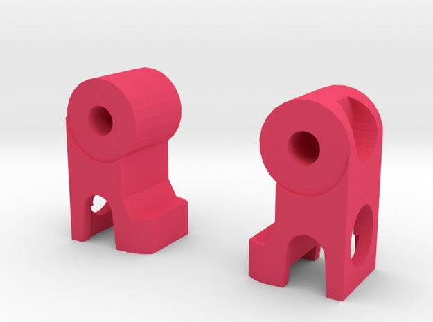 Miniature Figure Highheeled Legs 3d printed