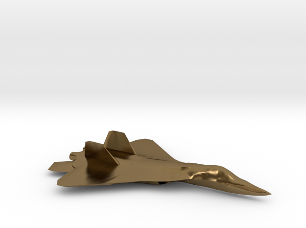 Fighter Jet 3d printed