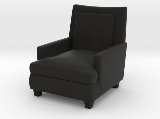1:39 Scale Model - ArmChair 06 3d printed