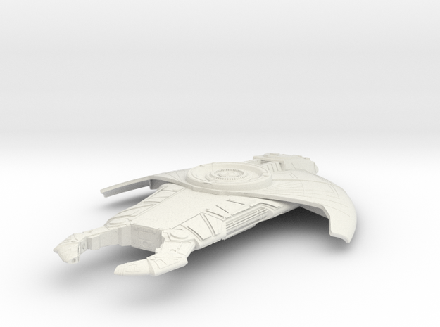CardassianScout+75mm 3d printed