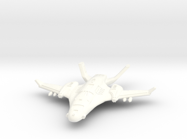 1/285 Royal Empire Raptor Fighter 3d printed