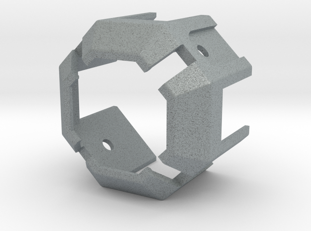 Malice Pommel sleeve 3d printed