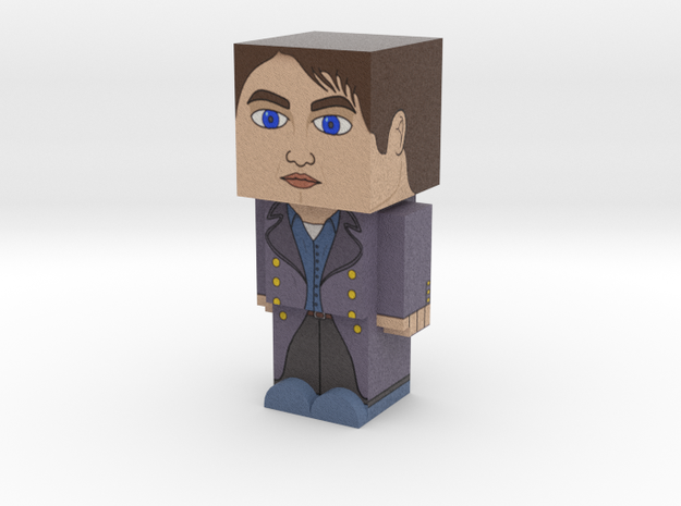 Jack Harkness (Doctor Who) 3d printed