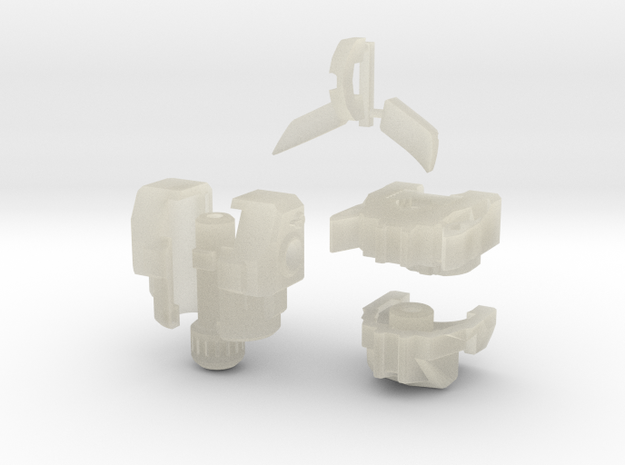 Chase: Generations Conversion Kit 3d printed