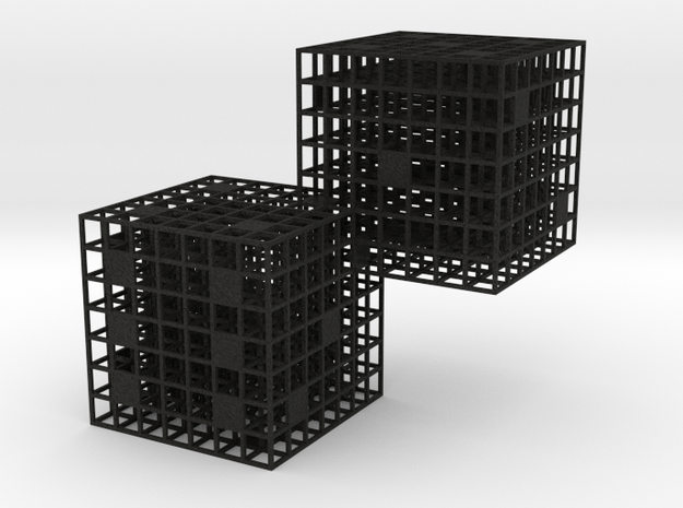 """Siamese Twins"" – Pencil Organizer Dice #2 3d printed"