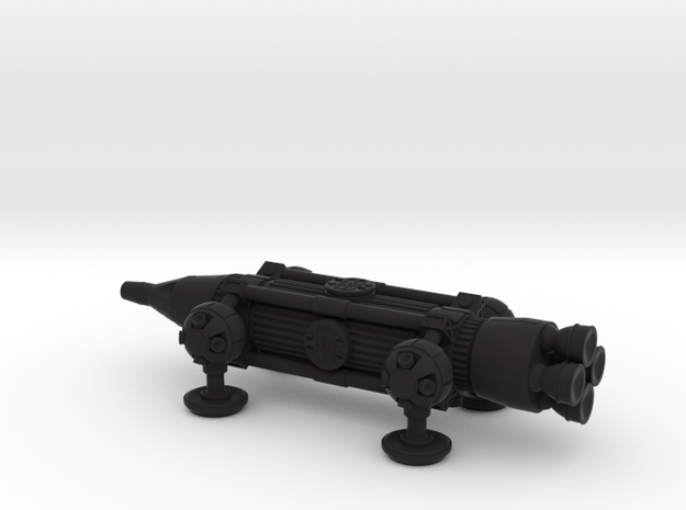 NASC Gemni Eagle Transporter (fixed) 3d printed