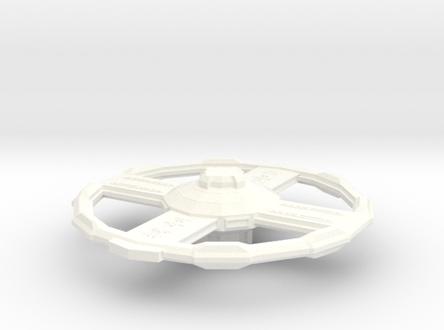 Space Station Component 3d printed