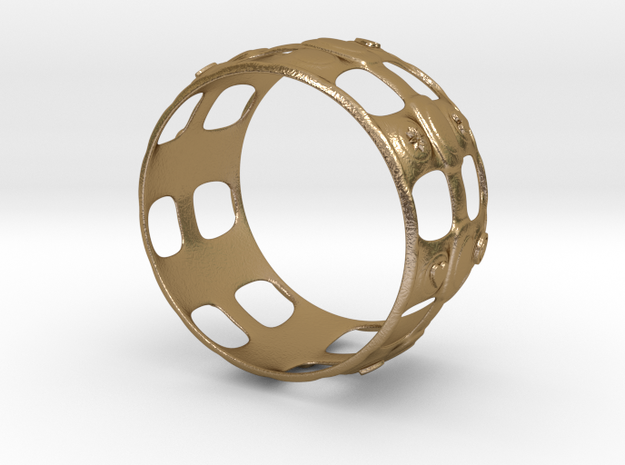 Charmed Bangle - Melodie 3d printed