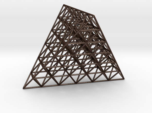 Isotropic Vector Matrix 3d printed