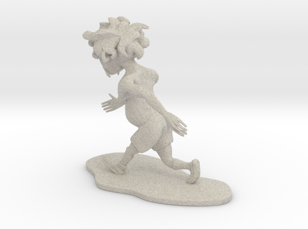 LOVO (GWB Character) 3d printed