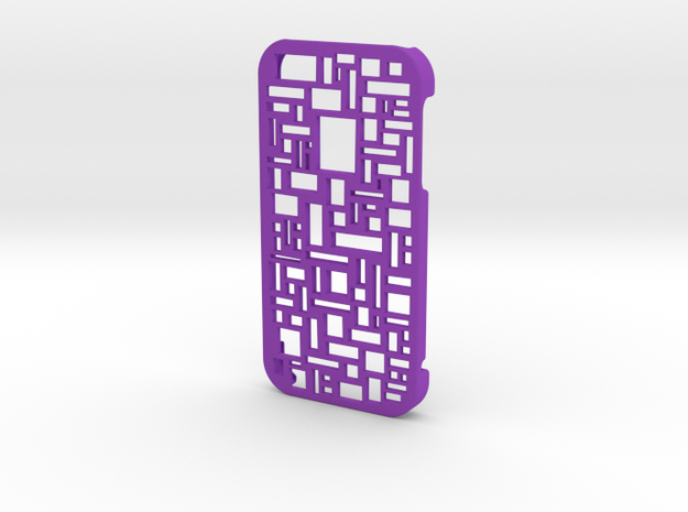 iPhone 5 Geometric Case 3d printed