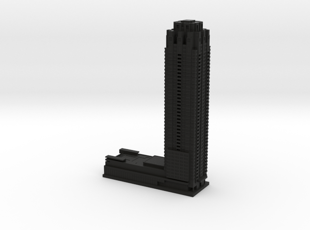 New Orleans tower Rotterdam 15cm 3d printed
