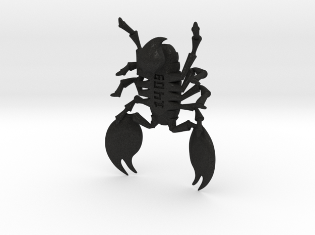 scorpion or hd 3d printed