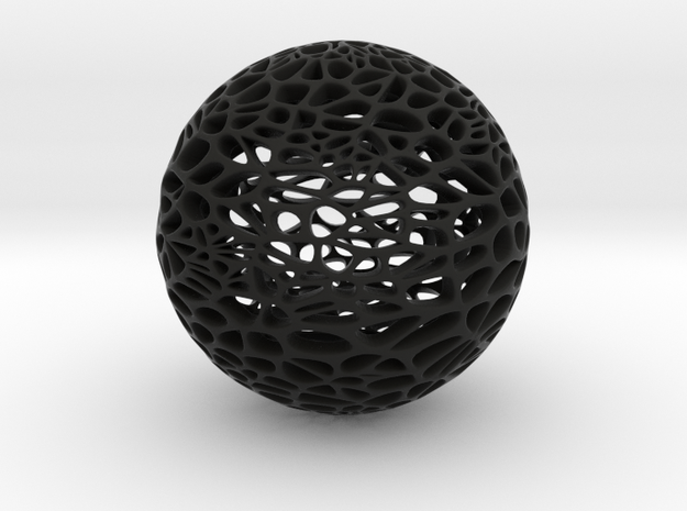 Voronoi_Sphere_small 3d printed