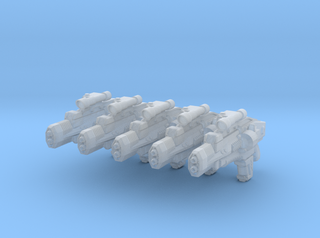 advanced thermal laser rifle 002a visual assist 3d printed