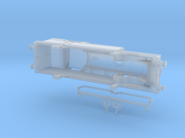 LNER N2 Body Shell 3d printed