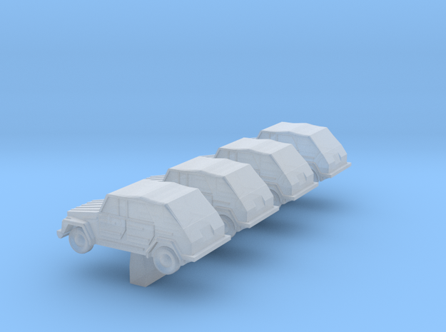 Z Scale VW181 3d printed