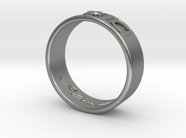 R and C ring size 7.5 3d printed
