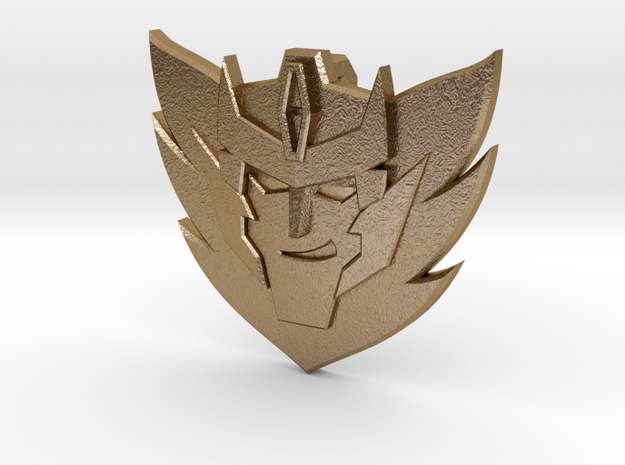 The Courageous Medal of Courage 3d printed