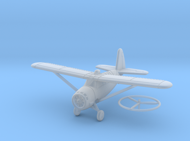 1/144 Curtiss O-52 Owl 3d printed