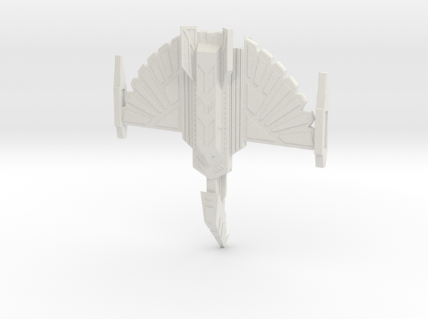 Fire Hawk Cruiser - block nacelles 3d printed