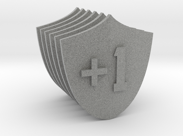 HP Plus/Minus tokens (x6) 3d printed