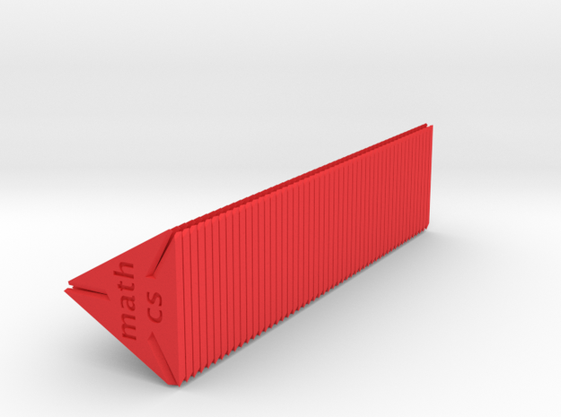 Slotted Bamboozle Triangles (51 pieces in one set) 3d printed