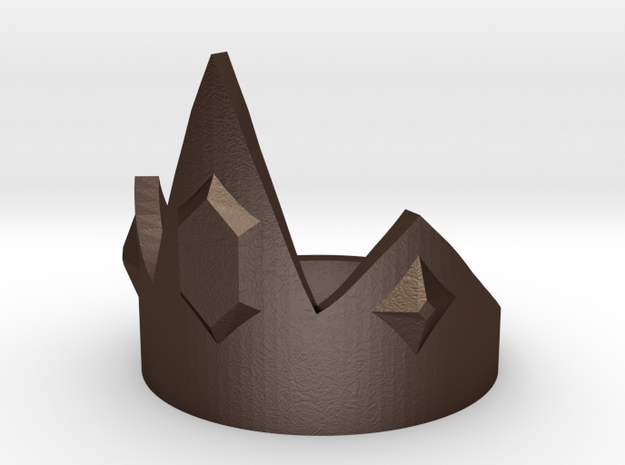 Ice King Crown - Size 12 3d printed